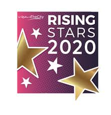 Logo for We Are The City Rising Stars Awards